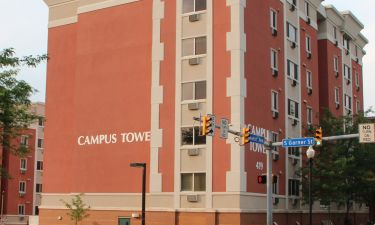 Campus Towers and Center Court