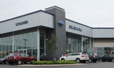 Stocker Subaru